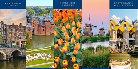 Best of Holland & Belgium tickets