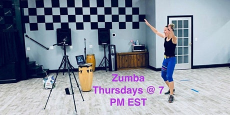 Zumba with Michelle tickets