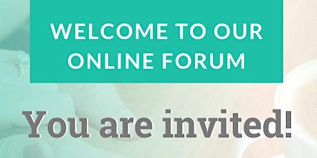 Kitchen Table Talks - Sandwell Online Forum tickets