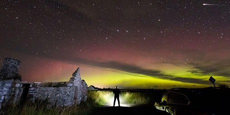 Stargazing under the Dark Skies of northern Scotland tickets