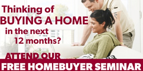 Home Buyers  Virtual Zoom Meeting tickets