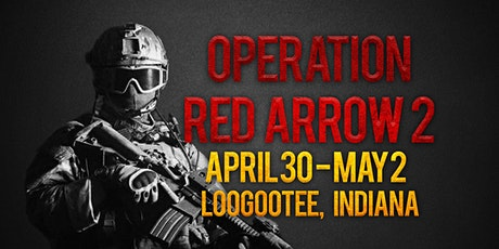 Operation Red Arrow 2 tickets