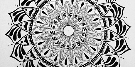 Mandala Drawing for Children tickets