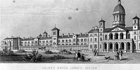 Psychiatric Asylums: From Haunted Pasts to Diverse Afterlives tickets