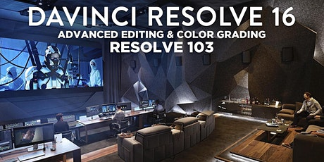 Advanced Editing & Color Grading (Online) tickets