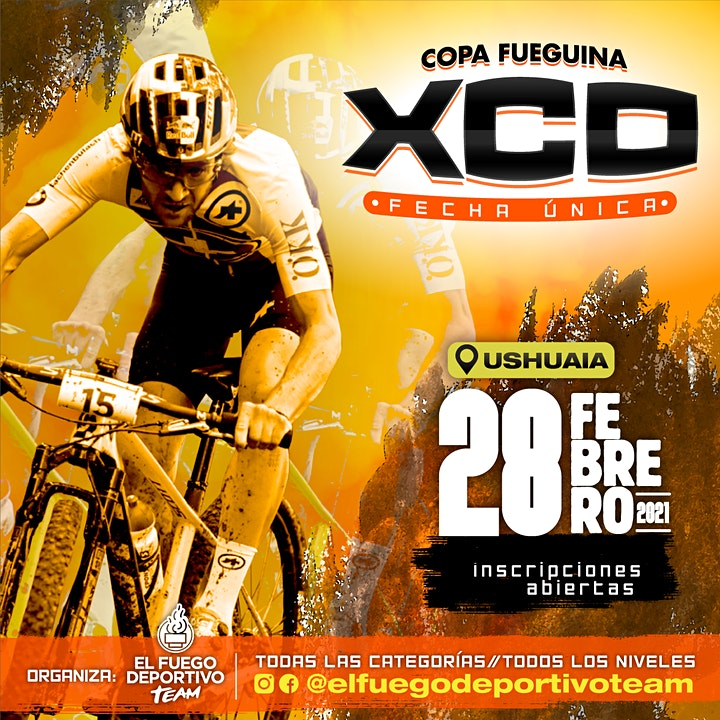 Imagen de COPA FUEGUINA DE XCO  (fecha única)