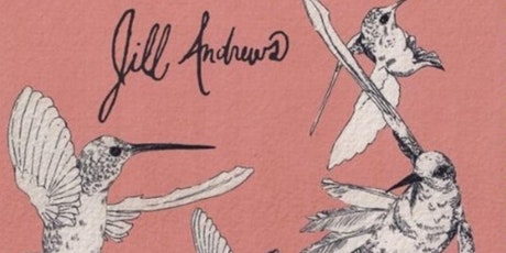 Jill Andrews' Self-Titled EP Livestream tickets