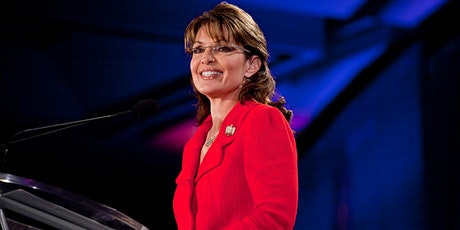 A Woman's Haven Benefit Dinner w/SARAH PALIN-Thursday April 22nd 2021 tickets