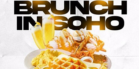Brunch in Soho At Katra NYC Every Saturday tickets