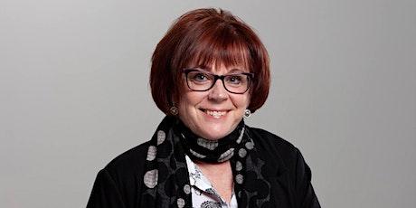 Author talk with Marianne Jones tickets