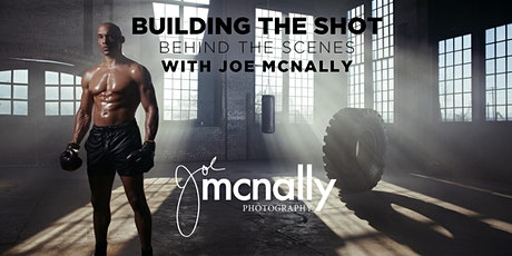 Building a Shot - Behind-the-Scenes with Joe McNally (Online) tickets