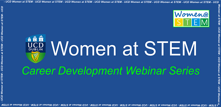 "Career Development Webinar Series : 'Science and Technology"" image"