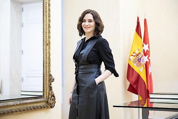 Imagen de XIII CJBS Alumni Spain - Isabel Díaz Ayuso