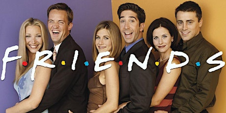 F.R.I.E.N.D.S Monthly Trivia tickets
