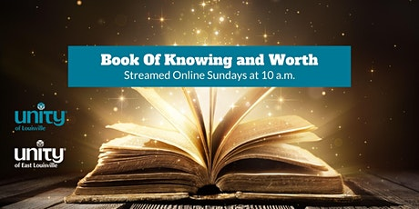 Book of Knowing & Worth tickets