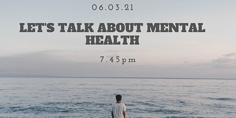 Let's talk about mental health- Myton Church Event tickets