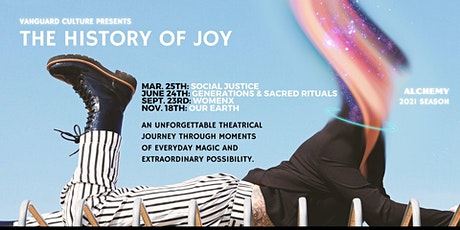 The History of Joy - OUR EARTH tickets