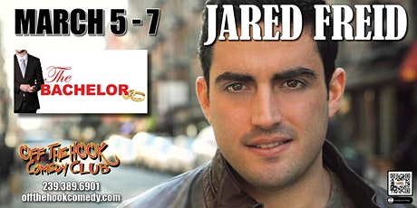 Comedian Jared Freid Live in Naples, Fl  Off the hook comedy club tickets