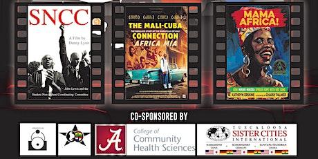 2021 Tuscaloosa Africana Film Festival tickets