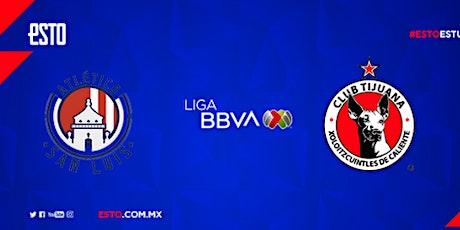 ViVO!!.-@Tijuana v Atl. San Luis E.n Viv y E.n Directo ver Partido online entradas