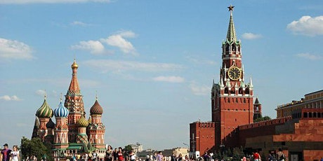 Moscow Virtual Tour tickets
