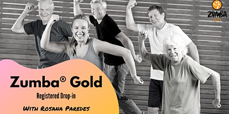 Zumba® Gold (Registered Drop-in) tickets