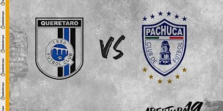ViVO!!.-@Pachuca v Queretaro E.n Viv y E.n Directo ver Partido online entradas