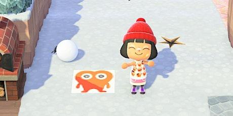 Animal Crossing Virtual Spring Break Camp tickets