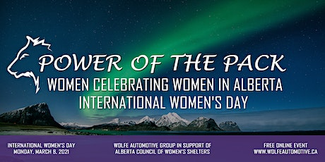 Power Of The Pack: Women Celebrating Women In Alberta tickets