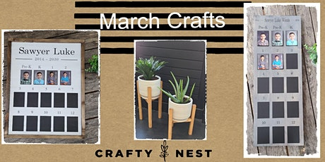 March 11th Public Workshop at The Crafty Nest  - Whitinsville tickets