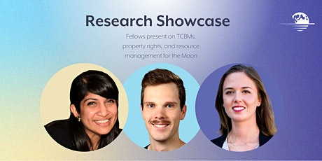 Legal Research Showcase for the Moon tickets