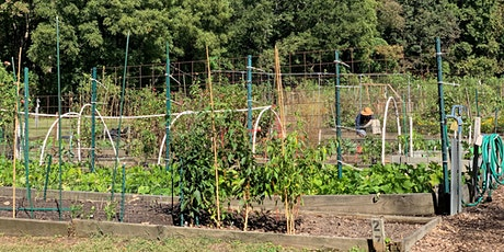 Community Garden Open Space: Preparing for Spring tickets