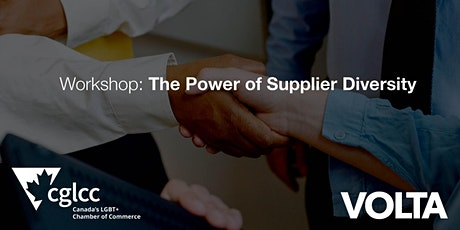 Workshop: The Power of Supplier Diversity tickets
