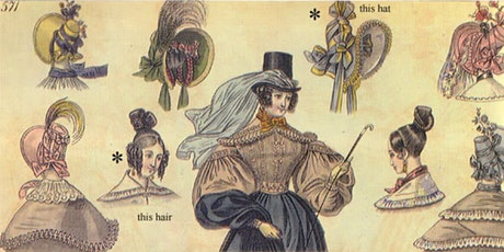 Confections and Novelties: An Overview of 19th Century Hats tickets