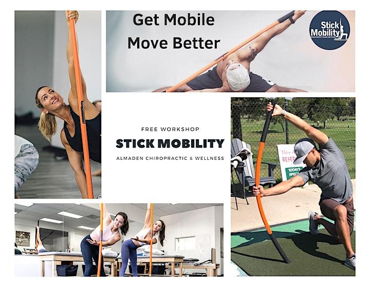 Stick Mobility Workshop image
