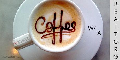 Coffee & Tea w/ REALTOR®, LaTrese Yelder tickets