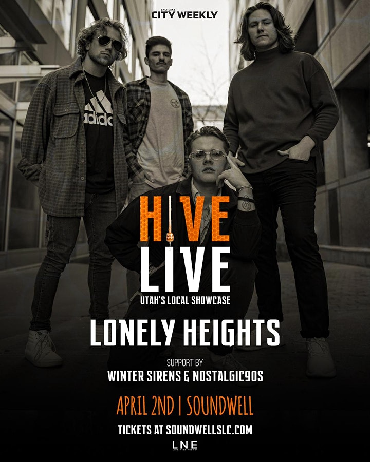 Lonely Heights at Soundwell SLC image