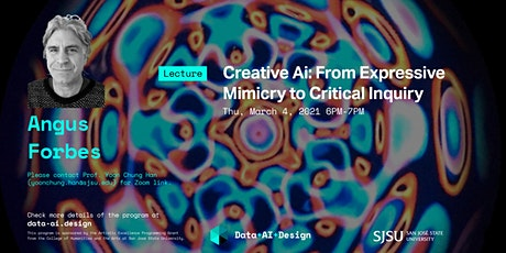 Creative AI: From Expressive Mimicry to Critical Inquiry tickets