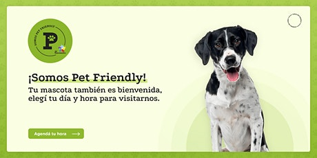 Reserva gratis online de carritos Pet Friendly. biglietti