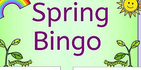 Spring Bingo Virtual Event tickets
