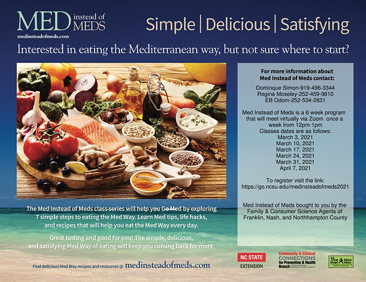 Med Instead of Meds image