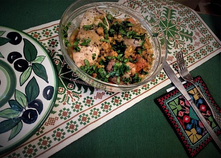 Palestinian Food Demo image