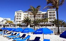 Shephards Beach Resort logo
