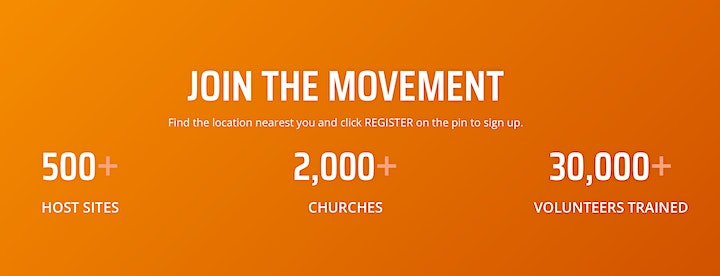 National Day of Volunteer Youth Ministry Training 2021 - HOSTS image