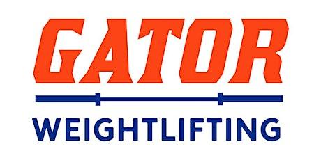 Gator Weightlifting Spring Open 2021 tickets