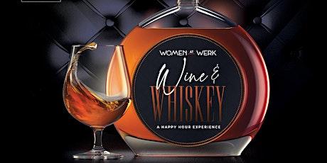 Wine + Whiskey Mixer tickets
