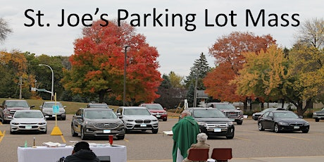 SATURDAY 4:30 PM Parish Center Parking Lot Mass tickets