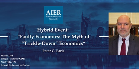 "Nashville   Hybrid Event: ""The Myth of Trickle-Down Economics"" tickets"