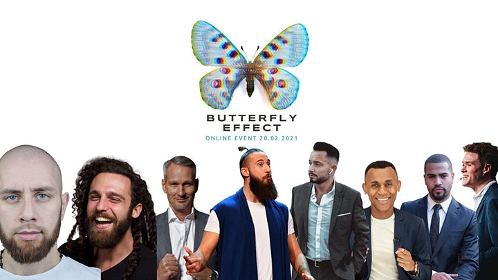 BUTTERFLY EFFECT Online Event: Bild