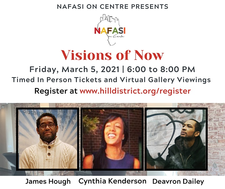 Visions of Now - Nafasi Virtual Gallery image